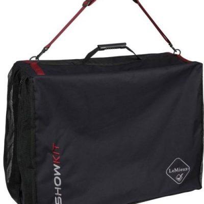 LeMieux ShowKit Saddle Pad Bag-Black